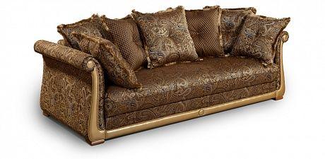 Модель «Жозефина Комфорт, Диван прям. 3-мест., (спеццена)» - итальянская мебель в интернет магазине Home Classic.