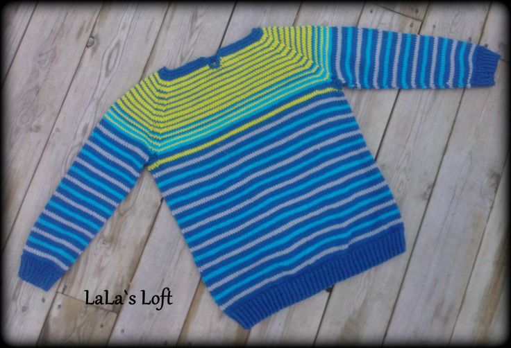 Pullover for my prince :)