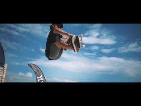 国内初!サーフィンエアリアル体験施設を兼ねたスケートパーク「Hurley Aerial Park @KBP Yuigahama」期間限定で由比ガ浜海水浴場にオープン! 7月15日(土)〜8月31日まで! – おもしろ・おどろき・気になるニュース