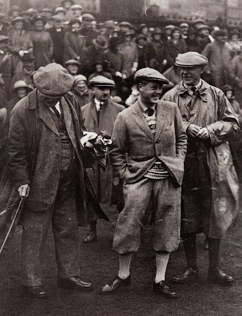 1920s Mens Fashion Icon: Prince of Wales