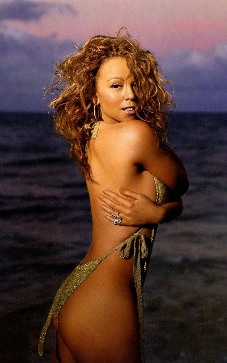 Mariah Carey Nude Ass