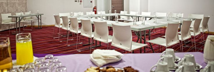 Conference Facilities & Coffee Breaks at NOVUS CITY HOTEL