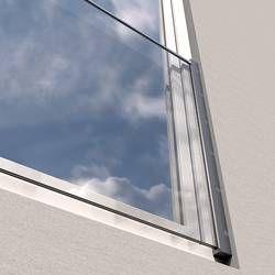 Absturzsicherung für Fenster und Türen