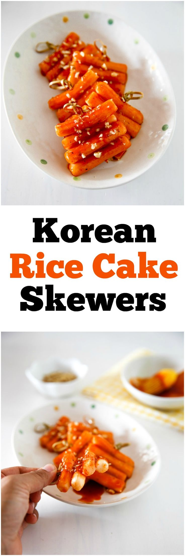 250 best korean food desserts and snacks images on pinterest how to make korean rice cake skewers tteeok kkochi at home its one forumfinder Images
