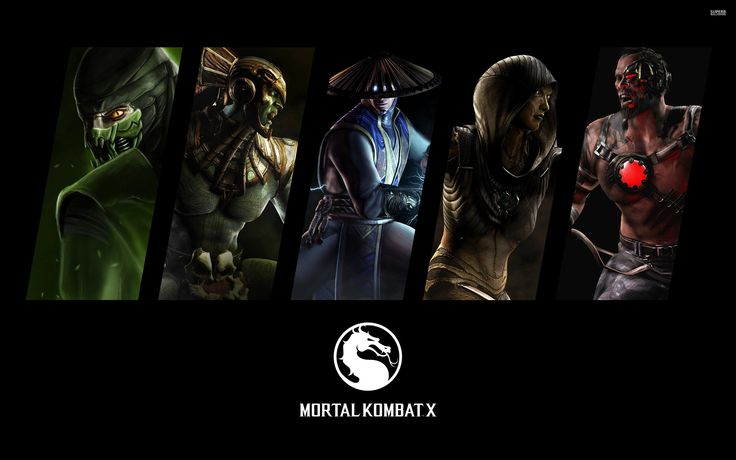 awesome mortal kombat x wallpaper