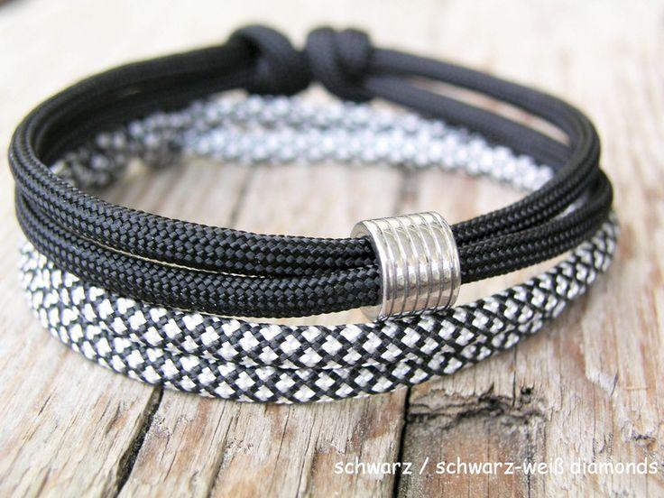 Armbänder - Männerarmband im Sparset - ein Designerstück von Schmuckkistl bei DaWanda