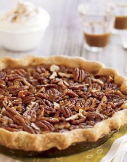 A delicious New Orleans recipe for pecan pie from Louisiana Culinary Trails.