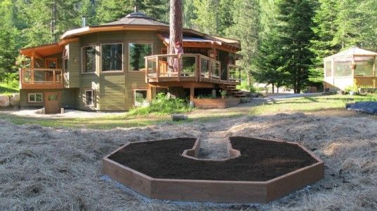 Green Design, Innovation, Architecture, Green Building | Yurts, Eco  architecture and Energy star
