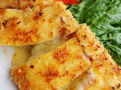鶏胸肉のチーズカツレツ♪の画像