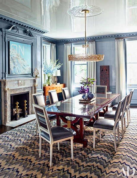 618 best images about Dining Rooms Rugs on Pinterest Chairs
