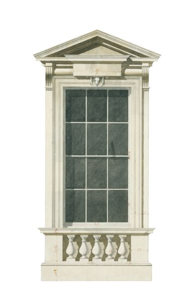 Wall Stickers of Design for a Window by V&A (1130mm x 2200mm) | Shop | Surface View