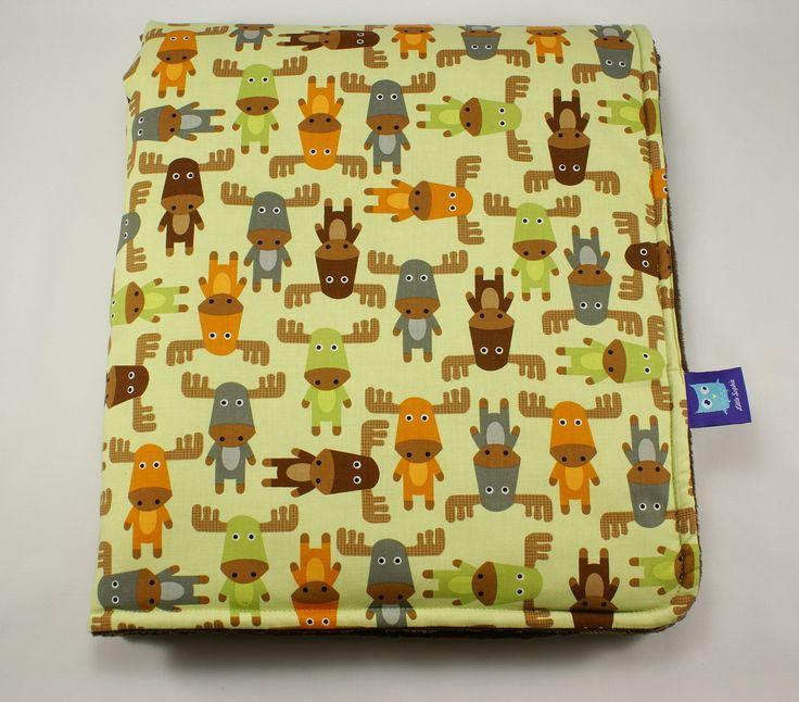 #moose #brown #minky #littlesophie #blanket #babyblanket #baby #kids #forkids
