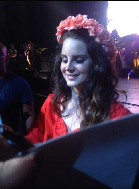 Lana Del Rey in Texas 2014 #LDR