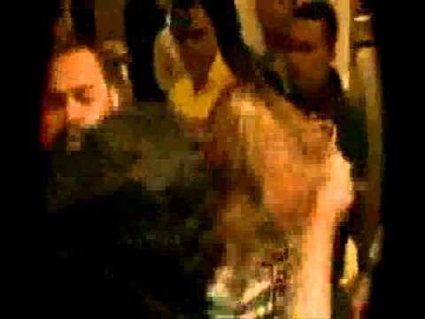 Rakhi Sawant's friend slaps film director Sachendra Sharma. on stage