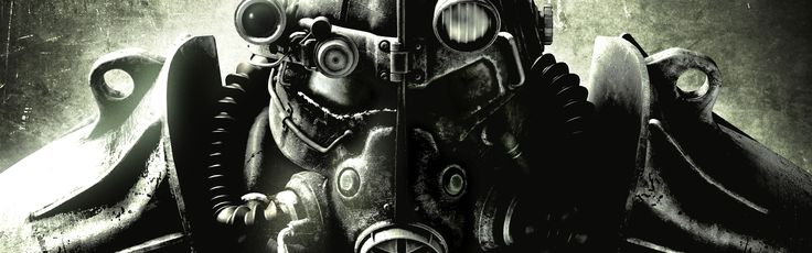 """[Click """"visit"""" to view all resolutions] Fallout 3 wallpaper.  on WallpaperFusion #Gaming #VideoGames #PCGames #PlayStation3 #PS3 #Xbox360 #SciFi #ScienceFiction #PostApocalyptic #PostApocalypse #FPS #FirstPersonShooter #GamesArt #VideoGameArt #Bethesda"""