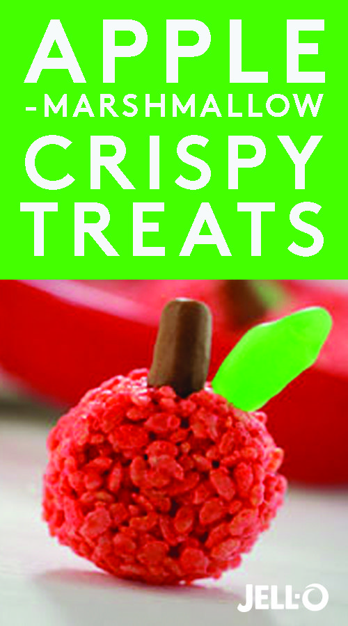 This fall, go Apple Marshmallow Crispy Treat-picking with your family ...
