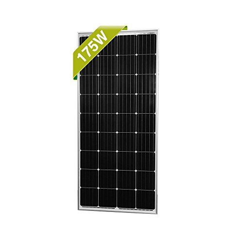 Newpowa 175w 175 Watt 12v Moncrystalline Solar Panel High Https Www Amazon Com Dp B0772pd96k Ref Cm Sw R P Used Solar Panels Solar Panels Buy Solar Panels