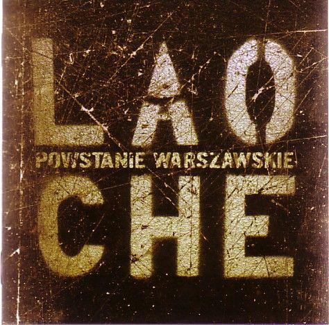 LAO CHE- POWSTANIE WARSZAWSKIE