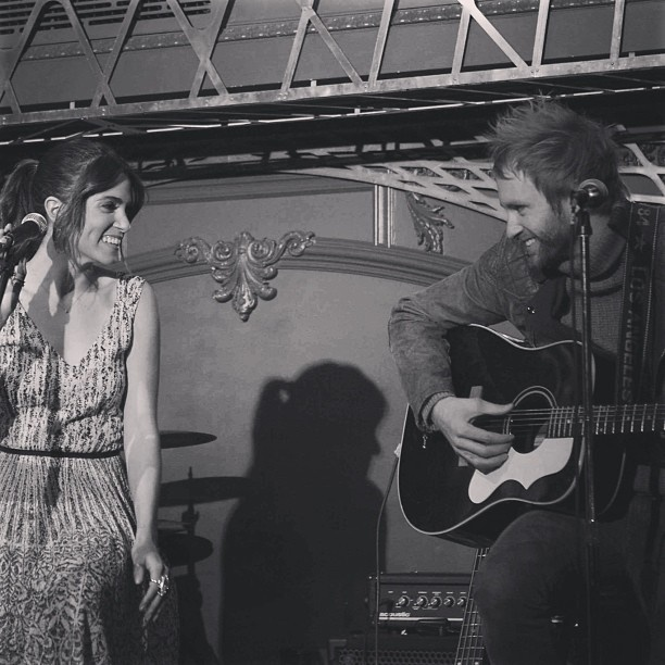 Nikki reed and Paul McDonald are the most adorable couple ever.
