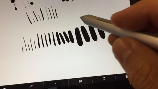 Artist Justice Frangipane takes Microsoft's new Surface Pro artist tablet for a test drive.