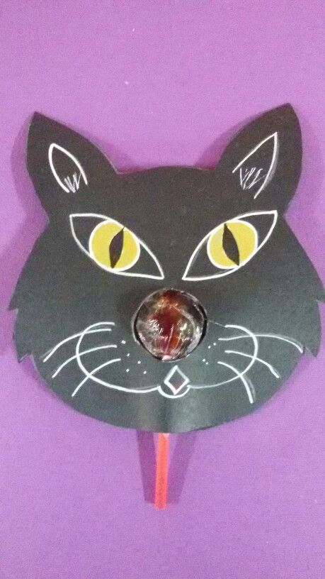 Cats lollipop