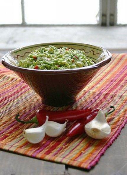 guacamole 6 ww points guacamole recipe