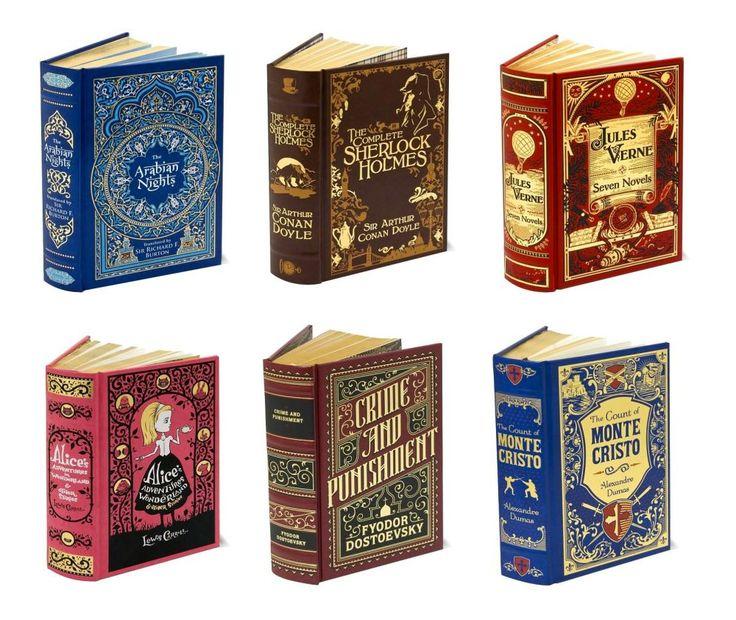 Barnes noble collectible editions series decorative