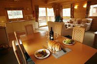 Kenwick Woods - Lodges sleep 6 - Louth Lincolnshire - self catering in East Midlands. The Hen House - fabulous hen party accommodation. http://www.henpartyvenues.co.uk/cottage/li2001/Louth/Kenwick-Woods/