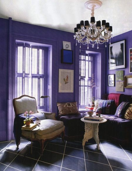 purple walls in living room 17 best ideas about purple living rooms on 21676