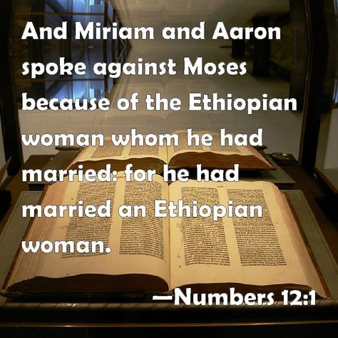 In Numbers 12:1, Moses' wife is called an Ethiopian. In Exodus 2 she is called a daughter of a Midianite priest. Genesis 25 tells us that Midian is Abraham's 4th born son by Keturah. That means the Midianites are an Ethiopian (African) people and bloodline descendants of Abraham. What kind of man then would that make Abraham? Indeed.