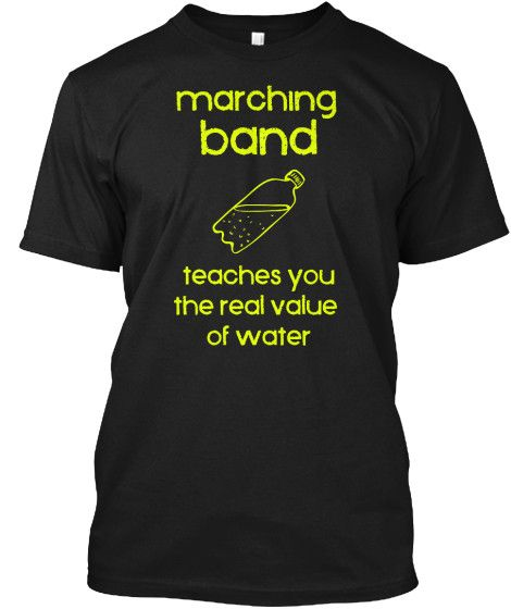 Show your Band Geek pride with this expressive t-shirt! Great for middle school/high school/college bands! ***Each item is printed on super soft premium material! 100% Designed, Shipped, and Printed i