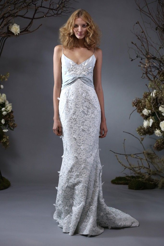 Elizabeth Fillmore Bridal Fall 2014 [Photo by Thomas Iannaccone]