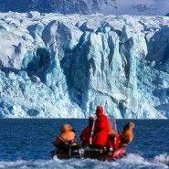 》Der Nordpol im Winter nah am Schmelzpunkt und global ein neuer Temperaturrekord – beschleunigt sich der Klimawandel? Der Weltmeteorologiebehörde gehen die Erklärungen aus.《