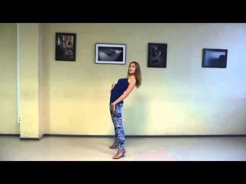 Сальса упражнения на развитие пластики тела. - YouTube