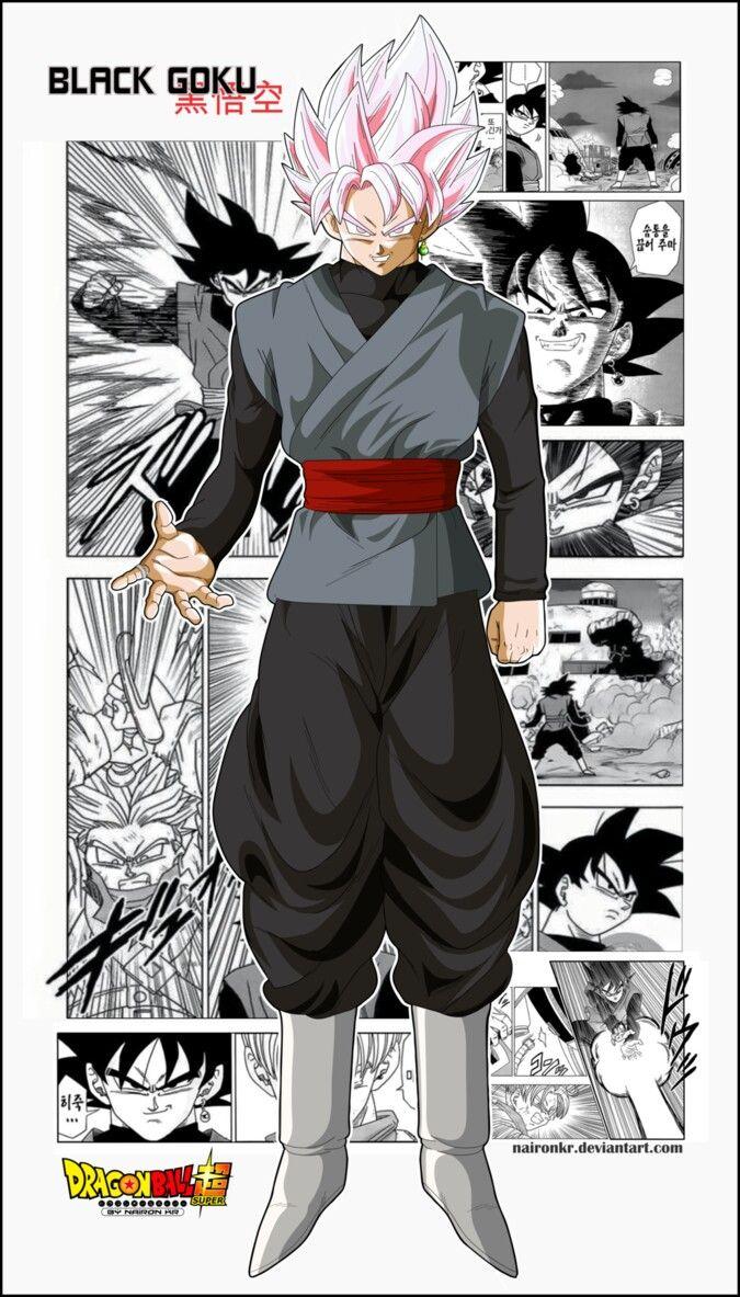 Super Saiyan Rose Black Goku - Visit now for 3D Dragon Ball Z compression shirts now on sale! #dragonball #dbz #dragonballsuper