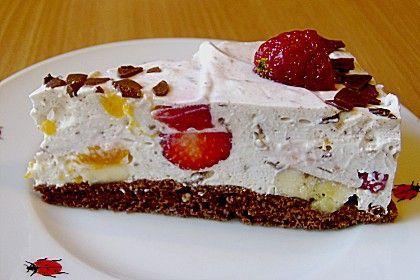 Fruchtige Joghurt - Küsschen - Torte (Rezept mit Bild) | Chefkoch.de