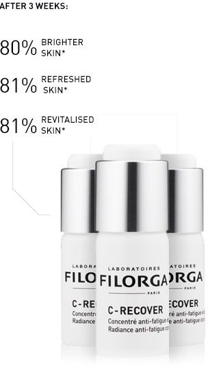 C-Recover - Radiance Antifatigue Concentrate - Filorga - Filorga
