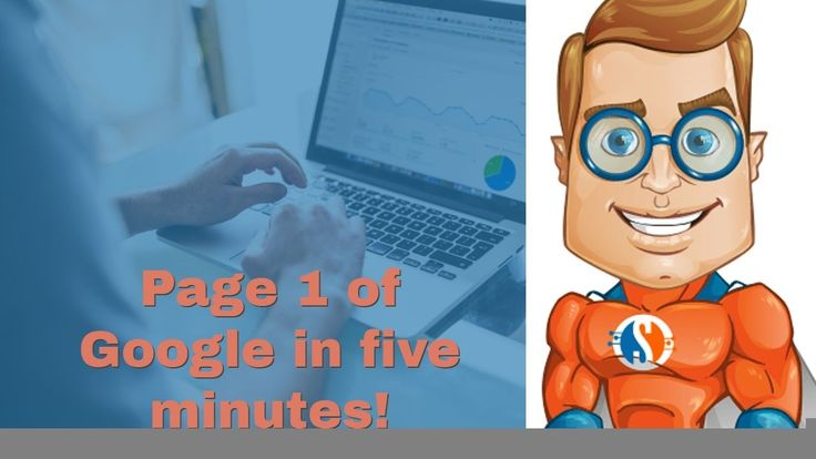 If you have a small business you should watch this. You will be able to Create page 1 google rankings within minutes using youtube videos. All you need are a few images or even use free creative commons(cc) videos. You can rank y...
