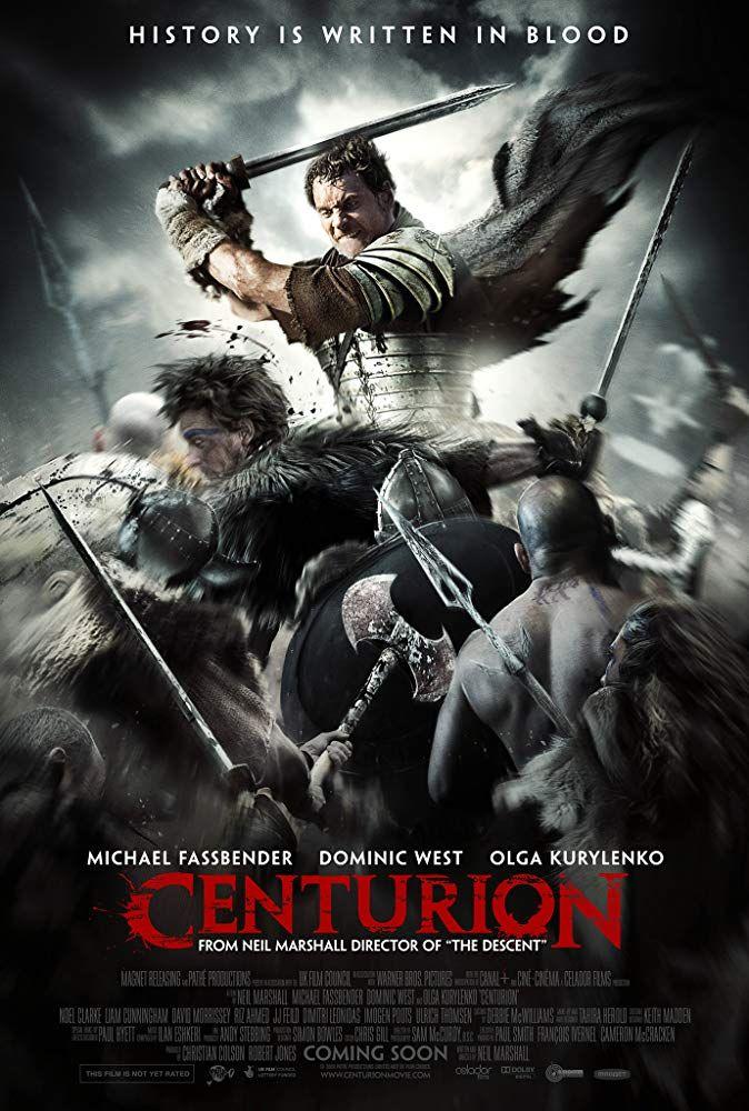 Neil Marshall S Centurion 2010 Aksiyon Filmleri Film Michael Fassbender