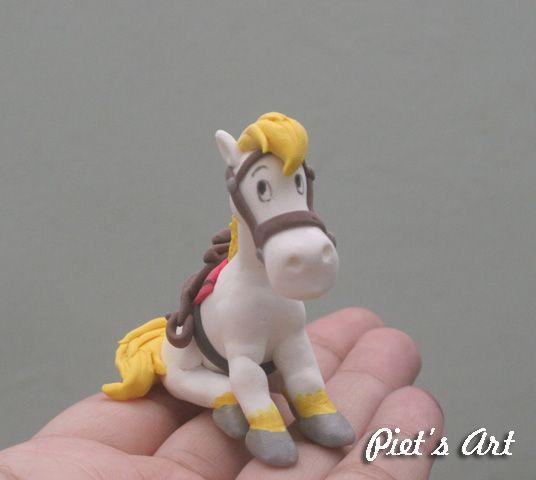 Luke's horse *forgot the name :p*