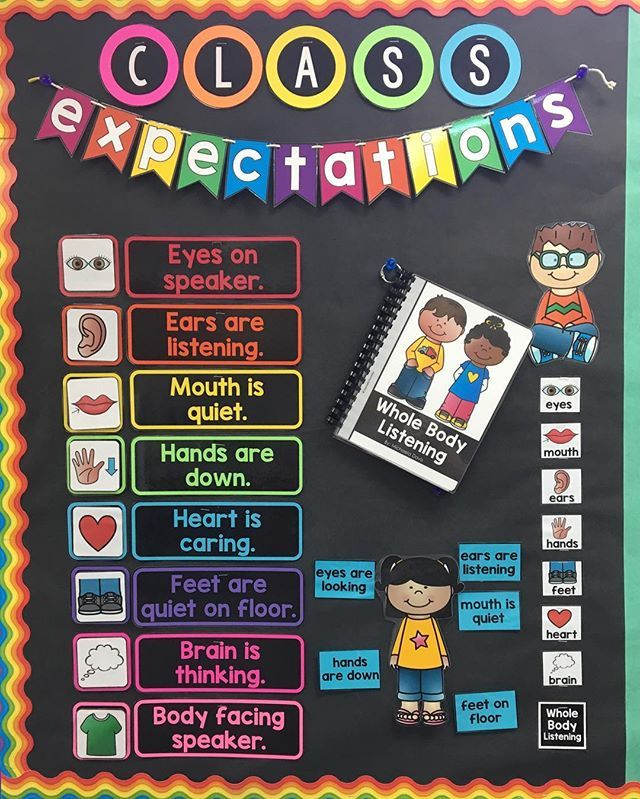 I looooove that these Whole Body Listening icons are removable. They are the perfect non-verbal cue to keep my students focused!