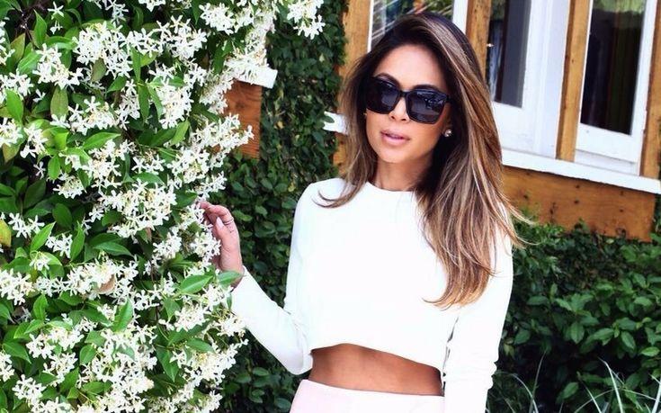 Rue Cinq Inspiration Marianna Hewitt Tv Host And Beauty Blogger