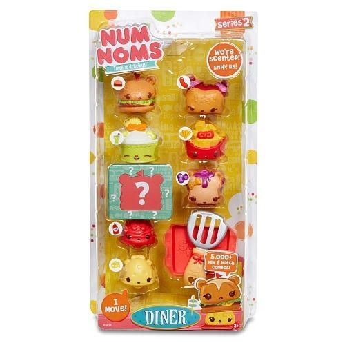 Num Noms Series 2 Scented Collectible Figure - Diner #NA