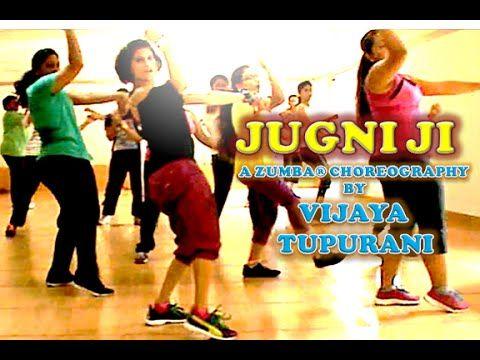 Zumba® Routine by Vijaya | Jugni Ji by Kanika Kapoor Ft. Dr Zeus & Shortie - YouTube