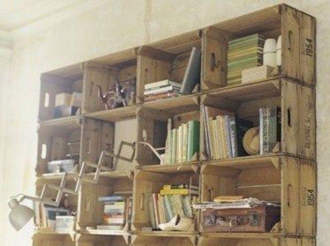 Vos lectures méritent un bel endroit où reposer. Alors plutôt que d'avoir la même bibliothèque blanche que tout le monde, soyez inventif et fabriquez vous-même votre bibliothèque ! Suivez nos quelques idées et conseils pour vous créer une bibliothèque originale et facile à réaliser soi-même !