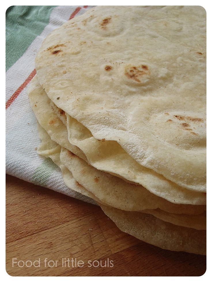 Would you like salt with that tortilla?