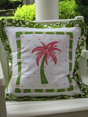 17 Best Images About Palm Tree Throw Pillows On Pinterest