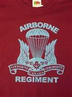 Canadian Airborne Regiment. Oh so sorely missed, by the worlds Airborne Brotherhood.