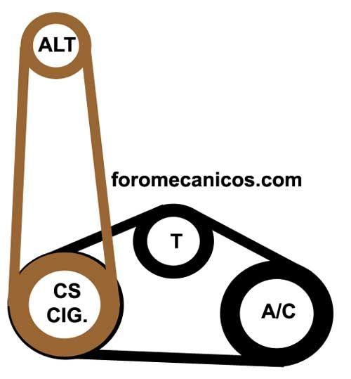 D F A A A C Efff Fe Cadcaae D Belt on Acura Slx Diagram