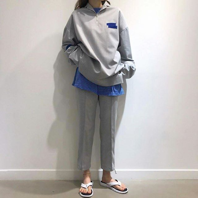 Signature suit set  #ader#adererror#styling
